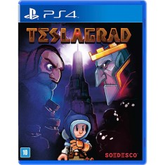 Jogo Teslagard PS4 Soedesco