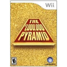 Jogo The $1,000,000 Pyramid Wii Ubisoft