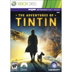 Foto Jogo The Adventures Of Tintin Xbox 360 Ubisoft