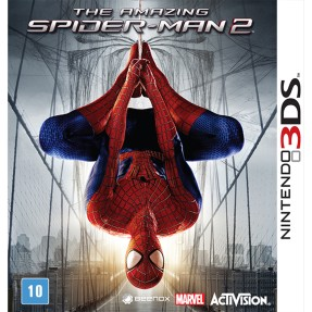 Foto Jogo The Amazing Spider Man 2 Activision Nintendo 3DS