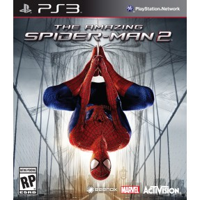 Jogo The Amazing Spider Man 2 PlayStation 3 Activision