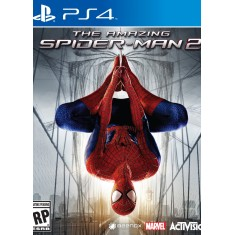 Foto Jogo The Amazing Spider-Man 2 PS4 Activision