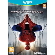 Foto Jogo The Amazing Spider Man 2 Wii U Activision