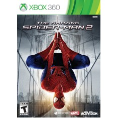 Foto Jogo The Amazing Spider Man 2 Xbox 360 Activision