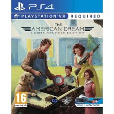 Jogo The American Dream PS4 Perp