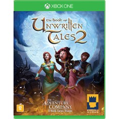 Foto Jogo The Book of The Unwritten Tales 2 Xbox One The Adventura Company
