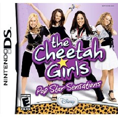 Foto Jogo The Cheetah Girls Pop Star Sensations Disney Nintendo DS