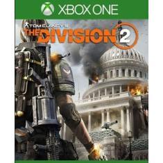 Jogo The Division 2 Xbox One Ubisoft