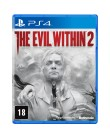 Jogo The Evil Within 2 PS4 Bethesda