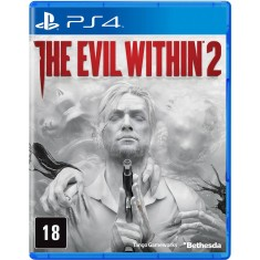 Foto Jogo The Evil Within 2 PS4 Bethesda