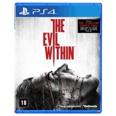 Jogo The Evil Within PS4 Bethesda