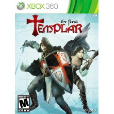 Jogo The First Templar Xbox 360 Kalypso Media