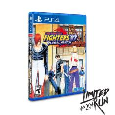 Jogo The King of Fighters 97 Global Match PS4 SNK