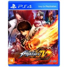 Jogo The King of Fighters XIV PS4 Atlus