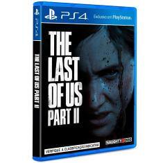 Jogo The Last Of Us Part II PS4 Naughty Dog