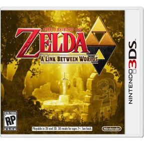 Jogo The Legend of Zelda: A Link Between Worlds Nintendo 3DS