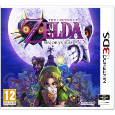 Foto Jogo The Legend of Zelda: Majora's Mask 3D Nintendo 3DS