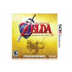 Jogo The Legend of Zelda Ocarina of Time Nintendo 3DS