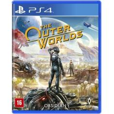 Jogo The Outer Worlds PS4 Obsidian Entertainment