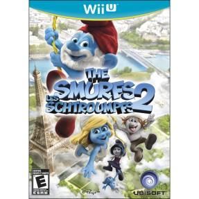 Jogo The Smurfs 2 Wii U Ubisoft