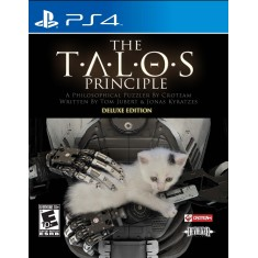 Foto Jogo The Talos Principle PS4 Devolver Digital