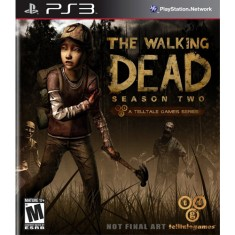 Foto Jogo The Walking Dead: Season Two PlayStation 3 Telltale