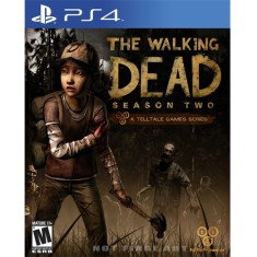 Foto Jogo The Walking Dead Season Two PS4 Telltale