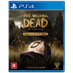 Foto Jogo The Walking Dead The Telltale Series Collection PS4 Telltale