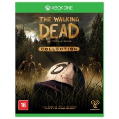 Foto Jogo The Walking Dead The Telltale Series Collection Xbox One Telltale
