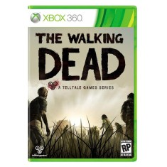 Foto Jogo The Walking Dead Xbox 360 Telltale