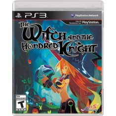 Foto Jogo The Witch and The Hundred Knights PlayStation 3 NIS