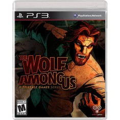 Foto Jogo The Wolf Among Us PlayStation 3 Telltale