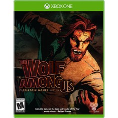 Jogo The Wolf Among Us Xbox One Telltale