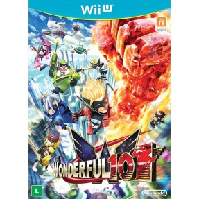 Foto Jogo The Wonderful 101 Wii U Nintendo