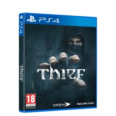 Foto Jogo Thief PS4 Square Enix