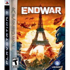 Foto Jogo Tom Clancy's: End War PlayStation 3 Ubisoft