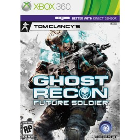 Foto Jogo Tom Clancy's Ghost Recon: Future Soldier Xbox 360 Ubisoft