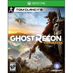 Foto Jogo Tom Clancy's Ghost Recon Wildlands Xbox One Ubisoft