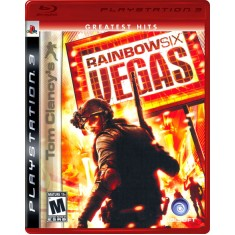 Foto Jogo Tom Clancy's: Rainbow Six Vegas PlayStation 3 Ubisoft