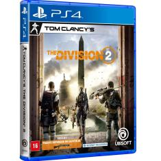 Jogo Tom Clancy's The Division 2 PS4 Ubisoft