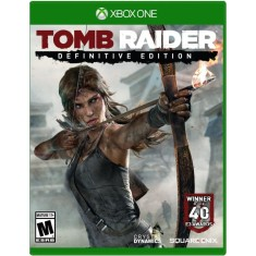 Jogo Tomb Raider Definitive Edition Xbox One Square Enix