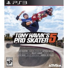 Foto Jogo Tony Hawk`s Pro Skater 5 PlayStation 3 Activision