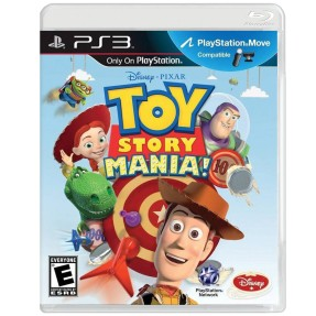 Foto Jogo Toy Story Mania PlayStation 3 Disney