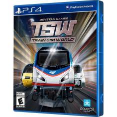 Jogo Train Sim World PS4 Dovetail