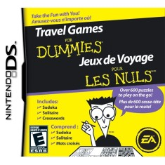 Foto Jogo Travel Games For Dummies EA Nintendo DS