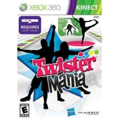 Foto Jogo Twister Mania Xbox 360 Majesco Entertainment