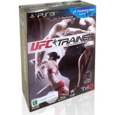 Foto Jogo UFC Personal Trainer PlayStation 3 THQ