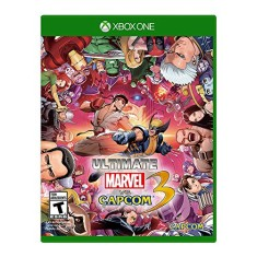 Foto Jogo Ultimate Marvel VS Capcom 3 Xbox One Capcom