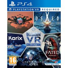 Jogo Ultimate Vr Collection PS4 Perp