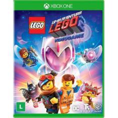 Jogo Uma Aventura Lego Movie 2 Xbox One Warner Bros